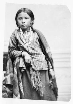 Old Photos - Winnebago (aka Ho Chunk) | www.American-Tribes.com