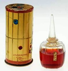 Rene Lalique Perfume Bottle Jamerose for Vigny, circa 1919 Lalique Perfume Bottle, Musk Perfume, Antique Perfume Bottles, Perfume Making, Cosmetics & Perfume, Beautiful Perfume, Mini Bottles, Art Nouveau, Decoration