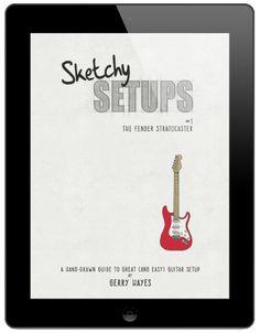 Fender Stratocaster Setup guide