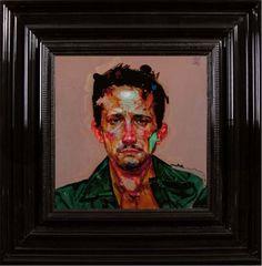 H Craig Hanna, Man with Green, Shirt 2016