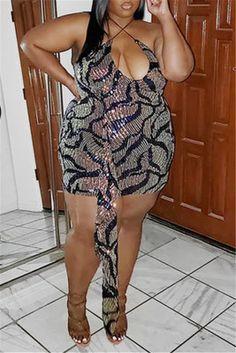 US$ 14.49 US$ 20.70 Yellow Fashion, Grey Fashion, Style Fashion, Hot Dress, Jumpsuit Dress, Camouflage Fashion, Latest African Fashion Dresses, Plus Size Swimsuits, Plus Size Outfits