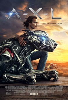 is a top-secret, robotic dog who develops a special friendship with Miles and will go to any length to protect his new companion. Director: Oliver Daly Writer: Oliver Daly Stars: Thomas Jane, Becky G, Alex Neustaedter New Movies Coming Soon, New Movies 2018, Movies To Watch Online, Watch Movies, Film Online, Cover Film, Madara And Hashirama, Thomas Jane, Trailer Oficial