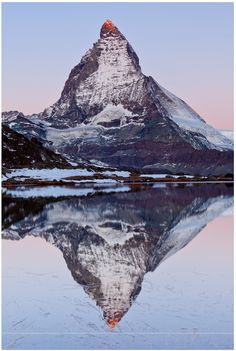 The Matterhorn--been there done that!!