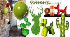 All Colors Of Design: Greenery. Il colore dell'anno secondo Pantone