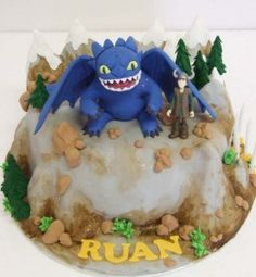 How to train your dragon 2 birthday cake ideas