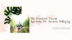 The Creative Pause is a video series hosted by Stacey Fay and Susan Padron. In a time of solitude and fear, we are cultivating joy, love and connection. Drinking, Spirituality, How Are You Feeling, Wine, Creative, Youtube, Drinks, Drink, Spiritual