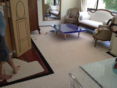 Work done by Perth Carpet Master !!! Get professional and experienced carpet laying, re-stretching, and repair service from an experienced team of Perth Carpet Master, at an affordable cost. Free quotations available !