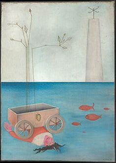 Yves Tanguy  (American (born France), Paris 1900–1955 Woodbury, Connecticut)