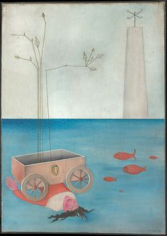 Yves Tanguy  (American (born France), Paris 1900–1955 Woodbury, Connecticut)