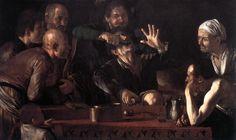 Michelangelo Merisi da Caravaggio: El origen del barroco   Trianarts