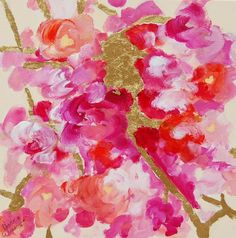 pink perfection.  I think Heather F. Williams is the artist.