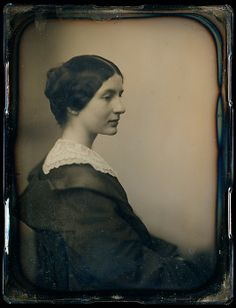 Mrs. James Thomas Fields (Annie Adams): 1861