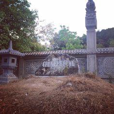 Chùa Phù Dung - Hà Tiên