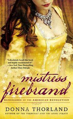 Mistress Firebrand begins in British-occupied Manhattan, 1777...