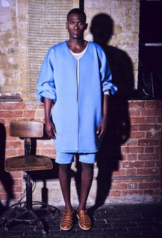 Nigerian menswear label Orange Culture Presents their Resort 2015 collection 'Dovetail'. African Design, African Style, African Fashion Designers, Culture, Fashion Seasons, Lookbook, Classic Man, Designer Collection, Fashion Prints