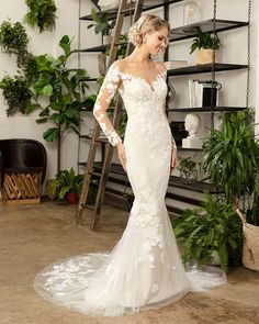 Beloved by Casablanca Bridal Wedding Dresses Spring 2020 Affordable Wedding Dresses, Bridal Wedding Dresses, Lace Wedding, Mermaid Wedding, Dress Out, Yes To The Dress, Spring Dresses, Prom Dresses, Wedding Dress Pictures