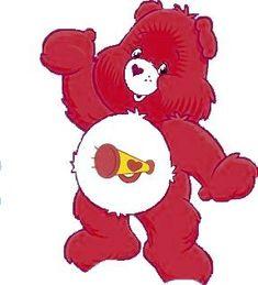 Too Loud Bear - Teri C.