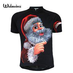 026d80502 Check Discount Merry Christmas Women Men Cycling Jersey Short Sleeve  Cycling Clothing Cycle Bike Wear Tree