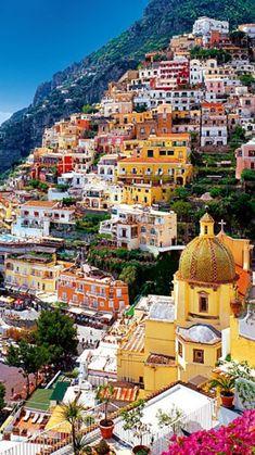 Italy Vacation, Vacation Places, Dream Vacations, Italy Travel, Places To Travel, Almafi Coast Italy, Italy Coast, Amalfi Coast, Positano Italien