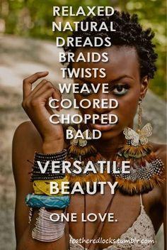 Versatile Beauty