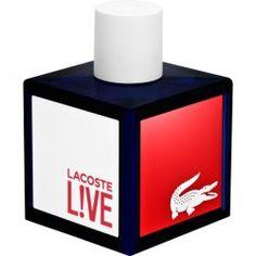 Le nouvel élan de #Lacoste avec l'eau de toilette LACOSTE L!VE sur http://parfum-vente.com/paschers/lacoste-lve/ #LACOSTELIVE