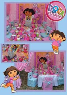 Bring on the Party Pamper Birthday Party Ideas for Kids Parties and adults - Kidzworld.co.za