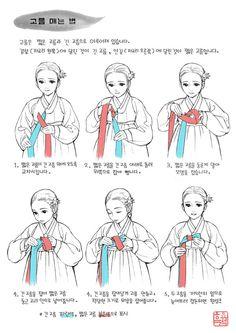 참고문헌 우리옷의 전통양식(2003) 이경자 한국복식사전(2015)/강순제 외