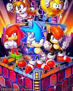 Sonic The Hedgehog, Hedgehog Art, Silver The Hedgehog, Arte Peculiar, Sonic Unleashed, Classic Sonic, Sonic Mania, Sonic Franchise, Sonic Heroes
