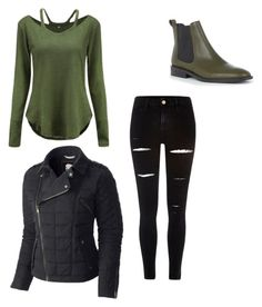 """""""Untitled #249"""" by lignonolivia on Polyvore featuring River Island, SOREL and Warehouse"""
