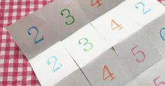 数字パズル 作り方表紙