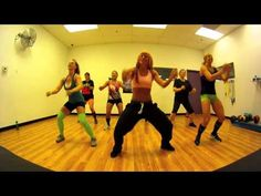 Booty Wurk - T-Pain Zumba with Mallory HotMess @Ronnie O'Donnell @Sara Mason  @Abigail Scott @Shannon Gillespie I'm learning this! Lol @Briana Custodero