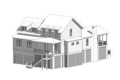 Deveaux Bank - Coastal Home Plans Stilt House Plans, House On Stilts, Coastal House Plans, Coastal Homes, Home Design Plans, Plan Design, Elevated House Plans, Benches For Sale, Building Department