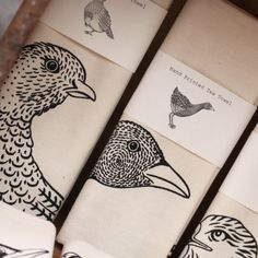 Screen Printed Tea Towels - Willow and Stone