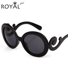 523212b716 New Brand Designer Inspired arrival Sunglasses Women Round fashion Glasses  Women Vintage Shades - FashionCitrus