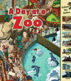 A Day At A Zoo PDF
