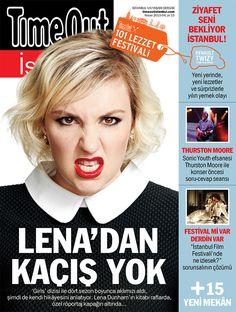 Apr 2015 - No escape from Lena Dunham