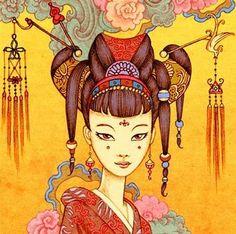 ♪ Arte de Agata Kawa