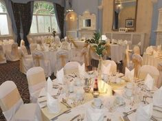 the castle hotel tamworth, staffs. for 50 guests: 3 Course Sit Down Meal & Coffee, Wine with the Meal, Bubbly for Speeches, Table Centre Candelabras, 2 Tier Wedding Cake with stand and knife, Honeymoon Suite, buffet,colour co-ordinated table linen TOTAL £1137.50 (CEREMONY NOT INCLUDED) QUITE NICE FROM OUTSIDE