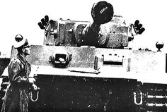 Tiger Ausf.H1 in Russia, fall 1942.