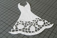 Doily Wedding Card                                                                                                                                                      Mehr
