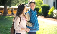 Being Kat's boyfriend was kind of the only remarkable thing about you, but Justin..you are my kryptonite. - Hannah Baker Here's a shot I took during the filming of 13 Reasons Why of Brandon Flynn & Katherine Langford in character as Justin Foley & Hannah Baker. I was walking backward with my camera alongside this particular shot all while trying not to trip over anything!