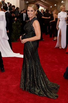 Pin for Later: Seht alle Stars bei der Met Gala Katie Couric