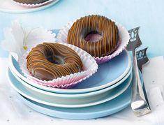 Lindt & Sprüngli | Chocoladen-Eis-Donuts