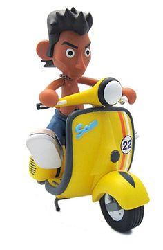 Sam Lee scooter