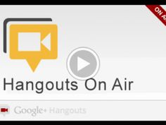 Using Google+ hangouts for business.  Fun, easy, free and get found in search.
