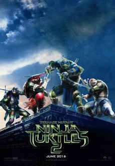 Download Teenage Mutant Ninja Turtles Out of the Shadows 2016 Full Movie