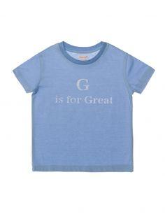 Camiseta Great|Ropa para niño|Moda infantil|Gocco.es - Tienda oficial Gocco