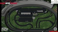 Candian Motor Speedway, 1 mile Race Tracks, Motor Speedway, Concept Cars, Racing, Running, Auto Racing
