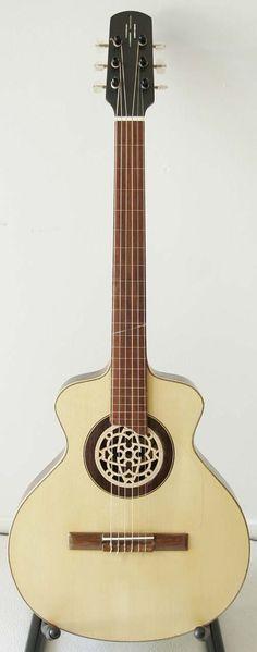 Hayes Custom Fretless Acoustic Guitar #LardysWishlists #Guitar ~ https://www.pinterest.com/lardyfatboy/ ~