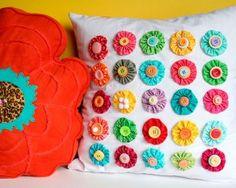 Yo Yo Pillows //Próximo proyecto DIY jeje